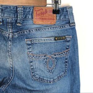 Lucky Brand   Farah Lola Straight Jeans 6
